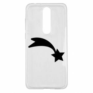 Nokia 5.1 Plus Case Shooting star