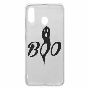 Phone case for Samsung A20 Spirit boo - PrintSalon