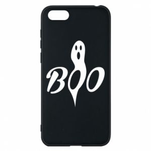 Phone case for Huawei Y5 2018 Spirit boo - PrintSalon