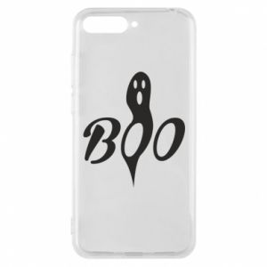 Phone case for Huawei Y6 2018 Spirit boo