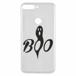 Phone case for Huawei Y7 Prime 2018 Spirit boo - PrintSalon