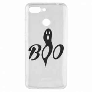 Phone case for Xiaomi Redmi 6 Spirit boo - PrintSalon