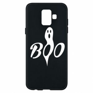 Phone case for Samsung A6 2018 Spirit boo - PrintSalon