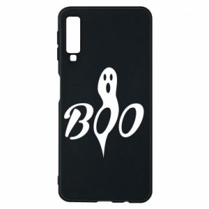 Phone case for Samsung A7 2018 Spirit boo - PrintSalon