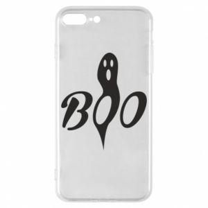 Phone case for iPhone 8 Plus Spirit boo - PrintSalon