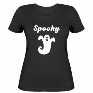 Women's t-shirt Spooky - PrintSalon
