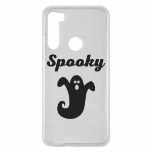 Etui na Xiaomi Redmi Note 8 Spooky