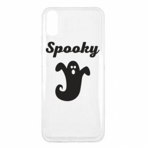 Etui na Xiaomi Redmi 9a Spooky