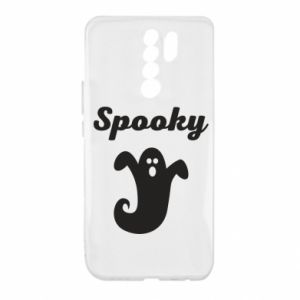 Etui na Xiaomi Redmi 9 Spooky