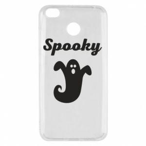 Etui na Xiaomi Redmi 4X Spooky