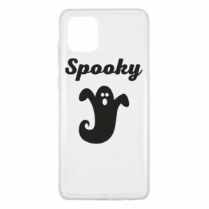 Etui na Samsung Note 10 Lite Spooky