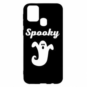 Etui na Samsung M31 Spooky