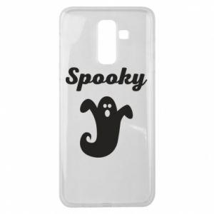 Etui na Samsung J8 2018 Spooky