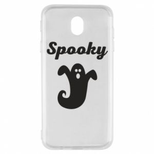 Etui na Samsung J7 2017 Spooky