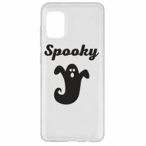 Etui na Samsung A31 Spooky