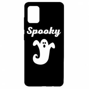 Etui na Samsung A51 Spooky
