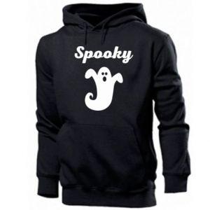 Bluza z kapturem męska Spooky