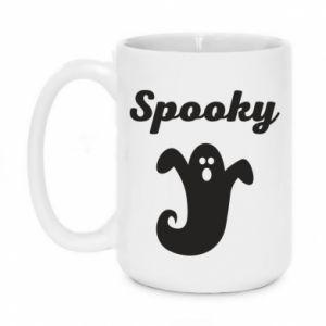 Mug 450ml Spooky - PrintSalon