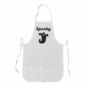 Apron Spooky - PrintSalon