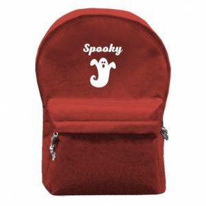 Plecak z przednią kieszenią Spooky