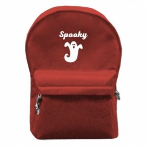 Backpack with front pocket Spooky - PrintSalon