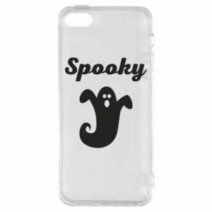 Phone case for iPhone 5/5S/SE Spooky - PrintSalon