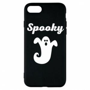 Phone case for iPhone 7 Spooky - PrintSalon