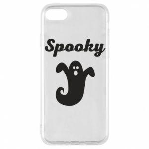 Phone case for iPhone 8 Spooky - PrintSalon