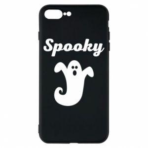 Phone case for iPhone 8 Plus Spooky - PrintSalon