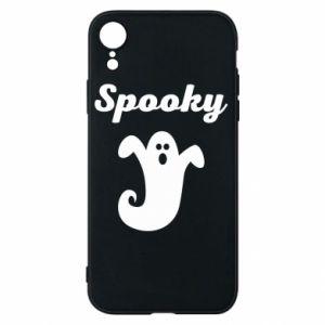 Phone case for iPhone XR Spooky - PrintSalon