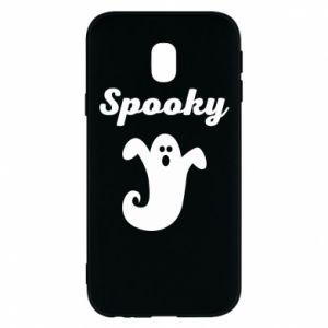 Phone case for Samsung J3 2017 Spooky - PrintSalon