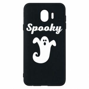 Phone case for Samsung J4 Spooky - PrintSalon