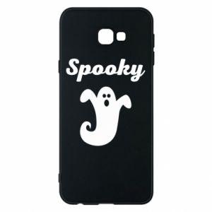 Phone case for Samsung J4 Plus 2018 Spooky - PrintSalon