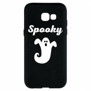 Phone case for Samsung A5 2017 Spooky - PrintSalon