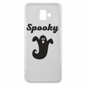 Phone case for Samsung J6 Plus 2018 Spooky - PrintSalon
