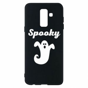 Phone case for Samsung A6+ 2018 Spooky - PrintSalon