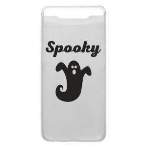 Phone case for Samsung A80 Spooky - PrintSalon