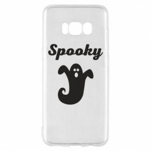 Phone case for Samsung S8 Spooky - PrintSalon