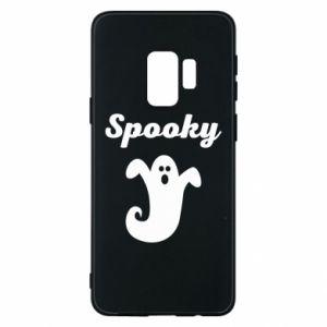 Phone case for Samsung S9 Spooky - PrintSalon