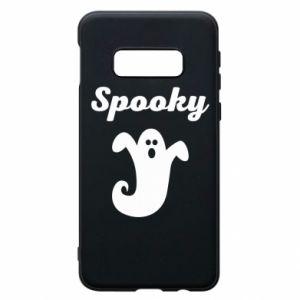 Phone case for Samsung S10e Spooky - PrintSalon