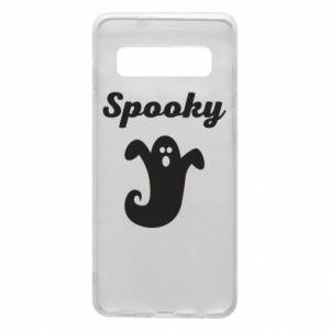 Phone case for Samsung S10 Spooky - PrintSalon