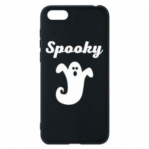 Phone case for Huawei Y5 2018 Spooky - PrintSalon
