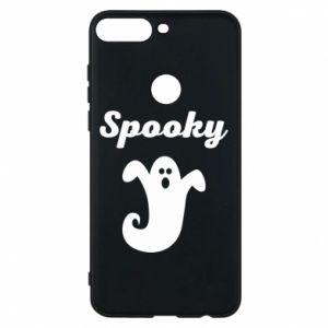 Phone case for Huawei Y7 Prime 2018 Spooky - PrintSalon