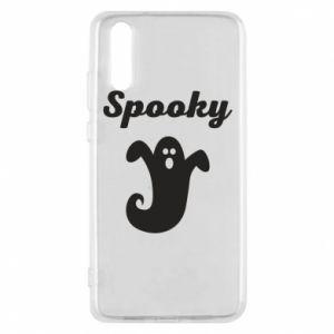 Phone case for Huawei P20 Spooky - PrintSalon