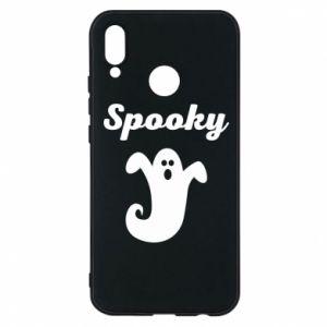 Phone case for Huawei P20 Lite Spooky - PrintSalon