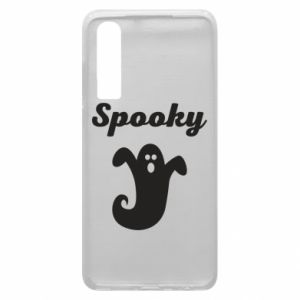 Phone case for Huawei P30 Spooky - PrintSalon
