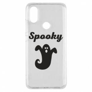Phone case for Xiaomi Mi A2 Spooky - PrintSalon