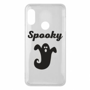 Phone case for Mi A2 Lite Spooky - PrintSalon