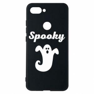 Phone case for Xiaomi Mi8 Lite Spooky - PrintSalon