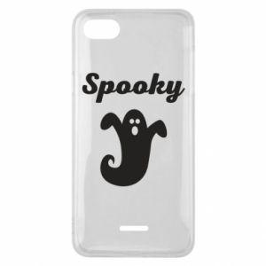 Phone case for Xiaomi Redmi 6A Spooky - PrintSalon